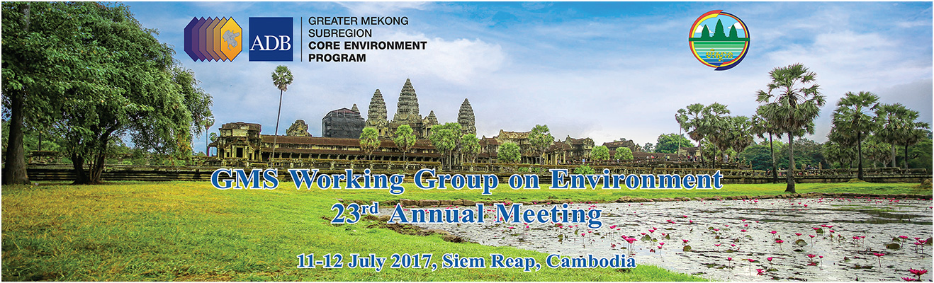 GMS Working Group on Environment 23rd Annual Meeting